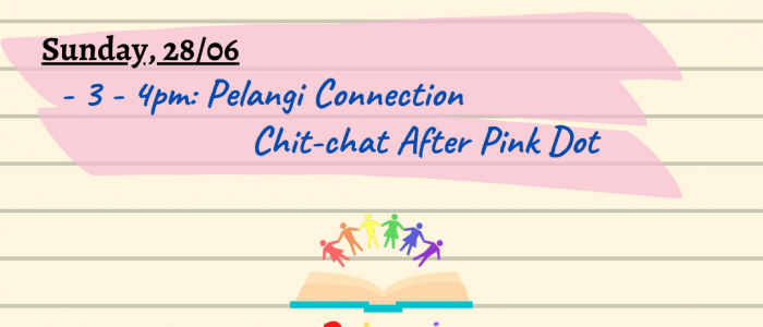 PPCConnection 4 - Chit-chat After Pink Dot